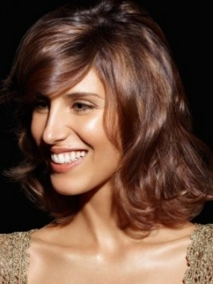 haircuts styles hair new shoulder length haircuts 6446