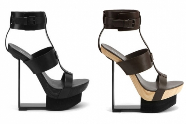 United Nude Spring 2012 Shoes