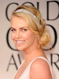 Best Celebrity Hairstyles from the 2012 Golden Globes