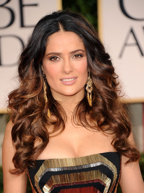 Best Celebrity Hairstyles from the 2012 Golden Globes.