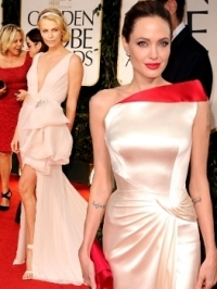 2012 Golden Globe Awards Celebrity Dresses