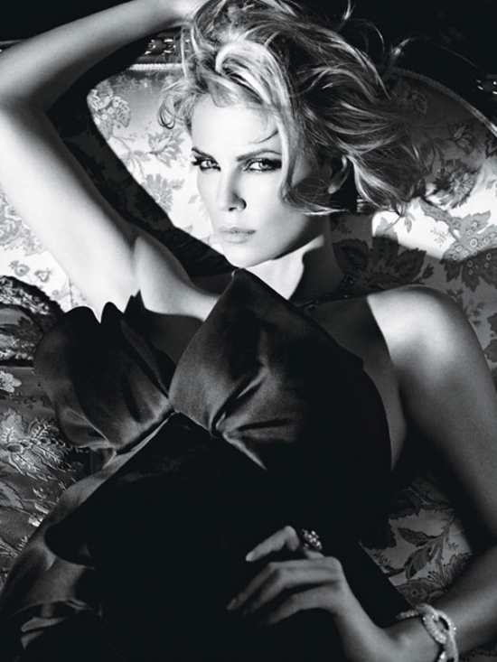 Charlize Theron W February 2012 Photos