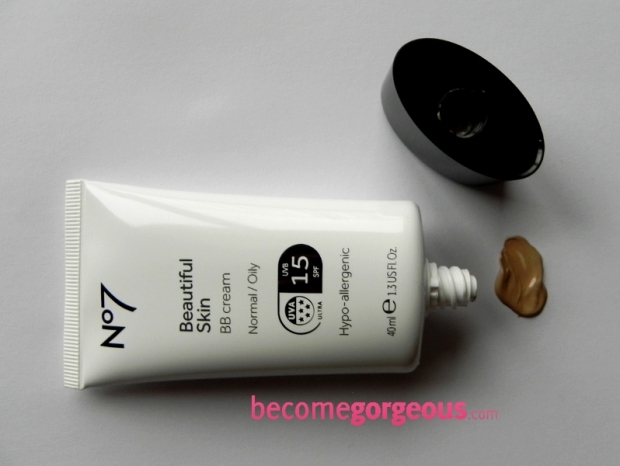 Boots No.7 Beautiful Skin BB Cream Review