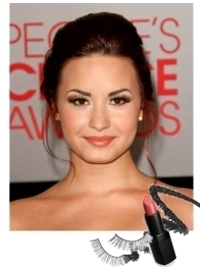 3 Hot Celebrity Makeup Looks for Summer 2012