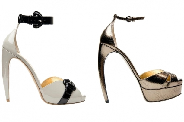 Walter Steiger Spring 2012 Shoes