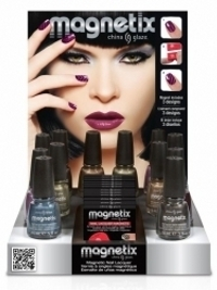 China Glaze Magnetix Collection Spring 2012