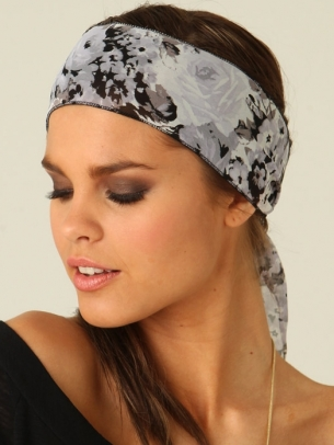 Printed Head Wrap