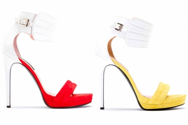 Barbara Bui Spring 2012 Shoes