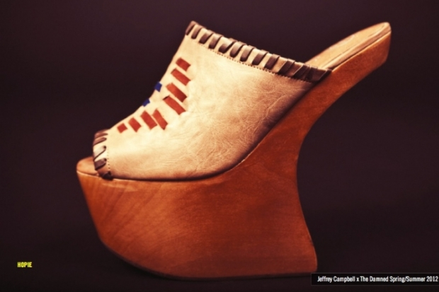 Jeffrey Campbell x The Dammed Spring/Summer 2012