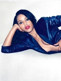 Kerry Washington Poses Seductively for Details Magazine