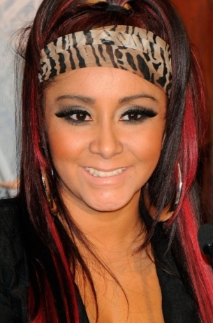 Snooki with Slap