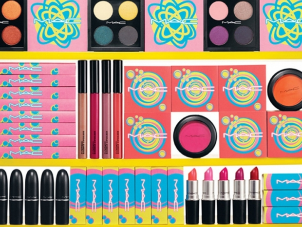 MAC Shop Shop Shop Spring 2012 Makeup