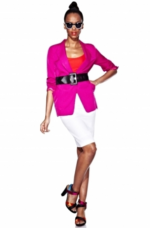 JCPenney Spring 2012 Lookbook