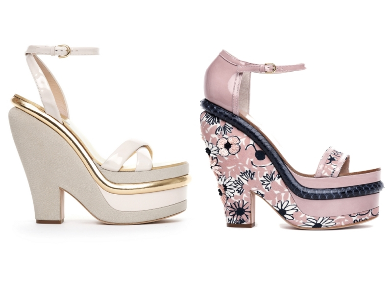 Select your shoe from Nina Shoes