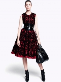 Alexander McQueen Pre-Fall 2012 Collection