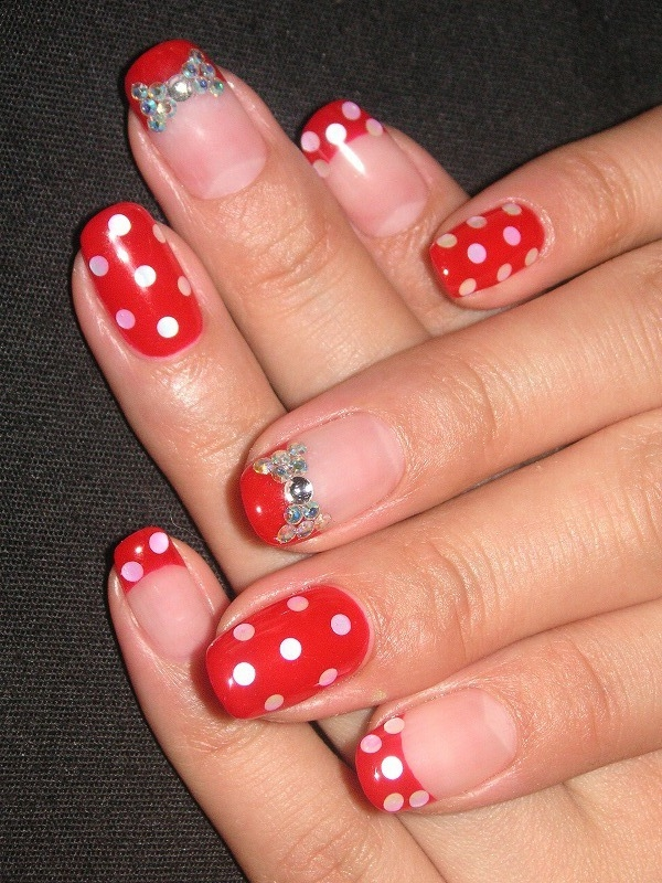 Flirty Fun Nail Art Designs for Summer.