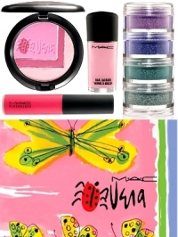 MAC Vera Neumann Spring 2012 Makeup Collection