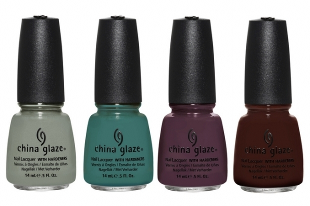 China Glaze On Safari 2012 Nail Polish Collection