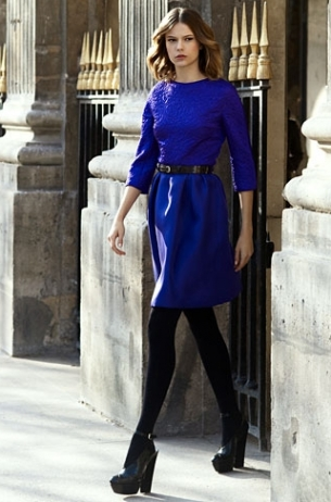 Christian Dior Pre-Fall 2012 Collection