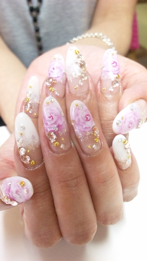 Acrylic French Manicure Ideas and Trends.