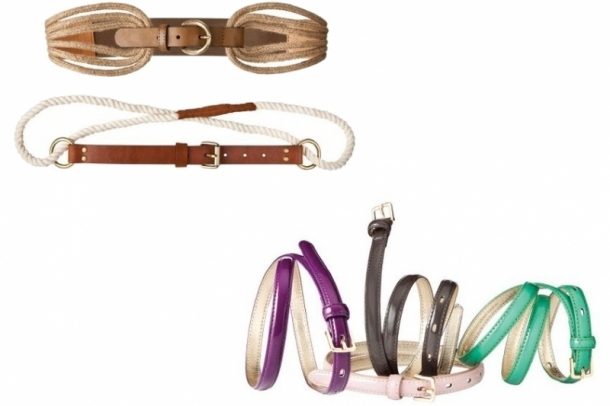 Target Spring 2012 Accessories