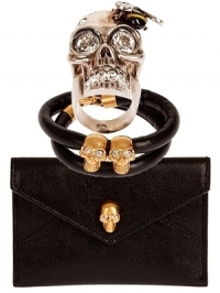 Alexander McQueen Spring 2012 Jewelry and Accessories