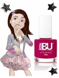 Little BU Kids Nail Polish Collection