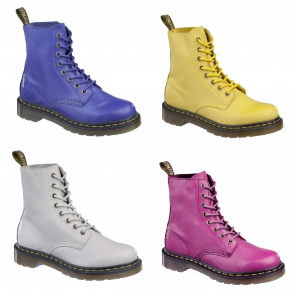 Dr. Martens Chalky Spring 2012 Collection
