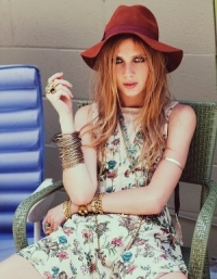 For Love & Lemons 'Day Tripper' Spring 2012 Lookbook