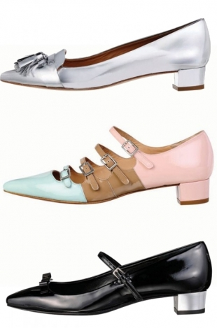 Kurt Geiger Spring/Summer 2012 Shoes