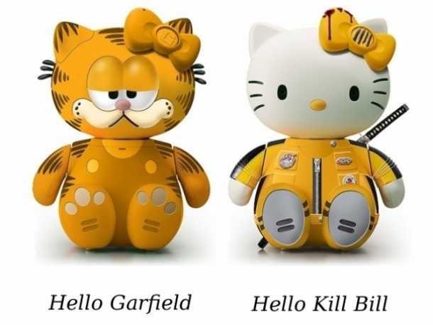 Pop Culture Hello Kitty Series