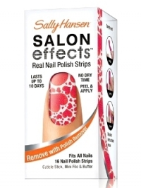 Sally Hansen Salon Effects Valentine's Day 2012