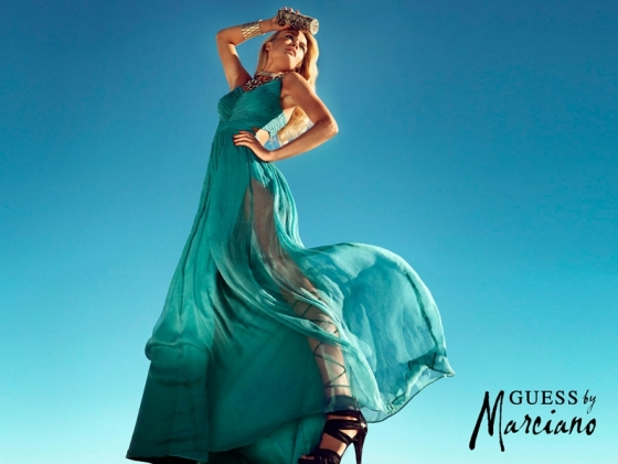 Guess by Marciano Spring 2012 Campaign