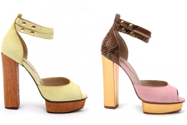 Jill Stuart Spring 2012 Shoes