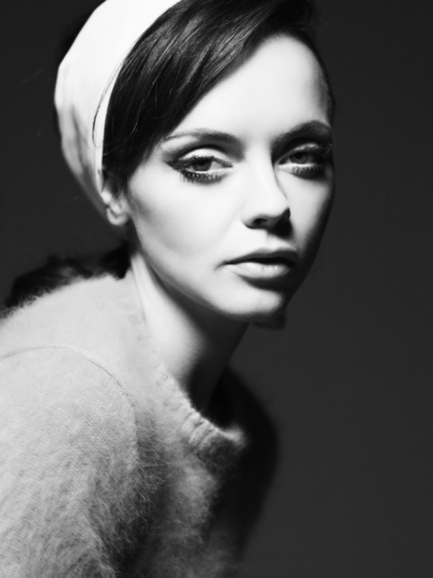 Christina Ricci Covers Oyster Magazine