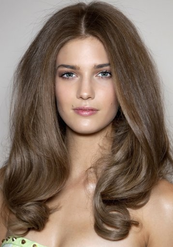 sexy hair styles for long hair hairstyles for 2012 2542 | versace long hair