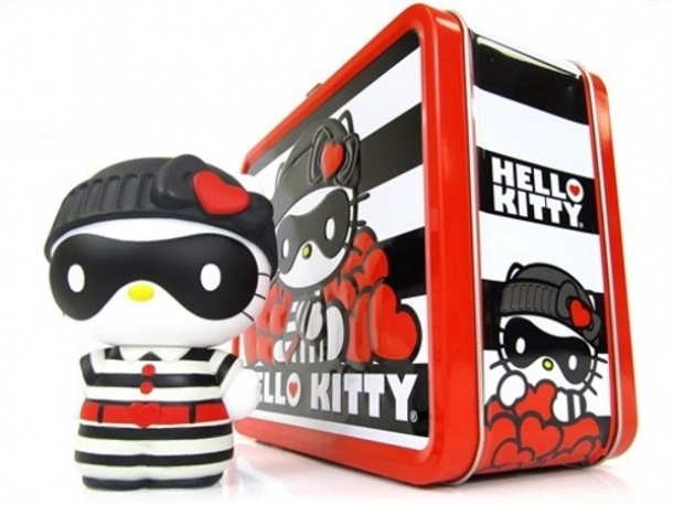 Hello Kitty Love Bandit Collection by Loungefly