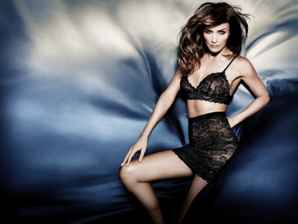 Helena Christensen for Triumph Essence Spring/Summer 2012