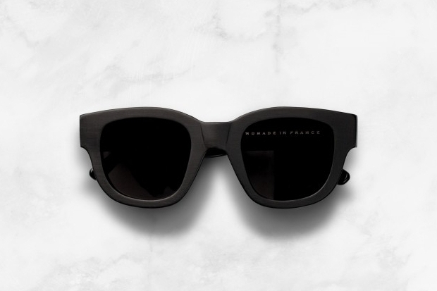 ACNE Black Frame Sunglasses 2012