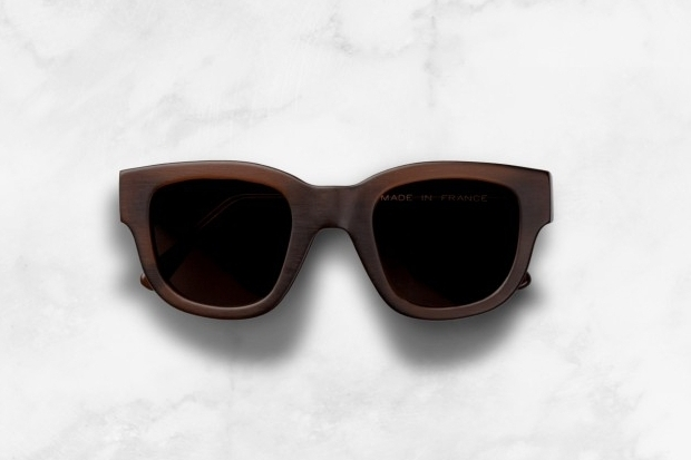 ACNE Brown Frame Sunglasses 2012