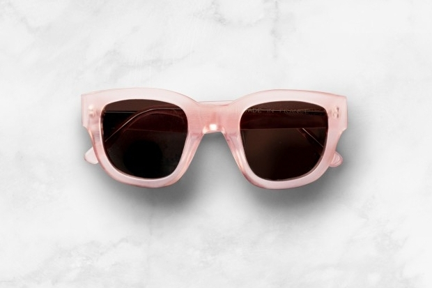 ACNE Pink Frame Sunglasses 2012