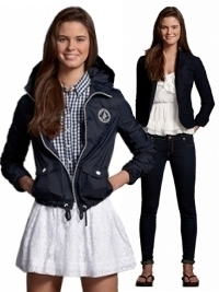 Abercrombie & Fitch Looks Spring 2012