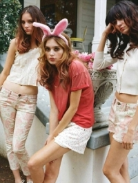 Current/Elliott Spring 2012 Lookbook