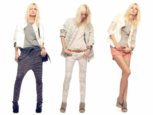 IRO Spring Summer 2012 Collection