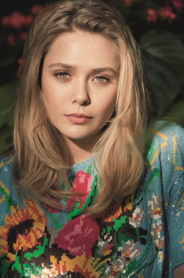 Elizabeth Olsen Covers ASOS Magazine March 2012