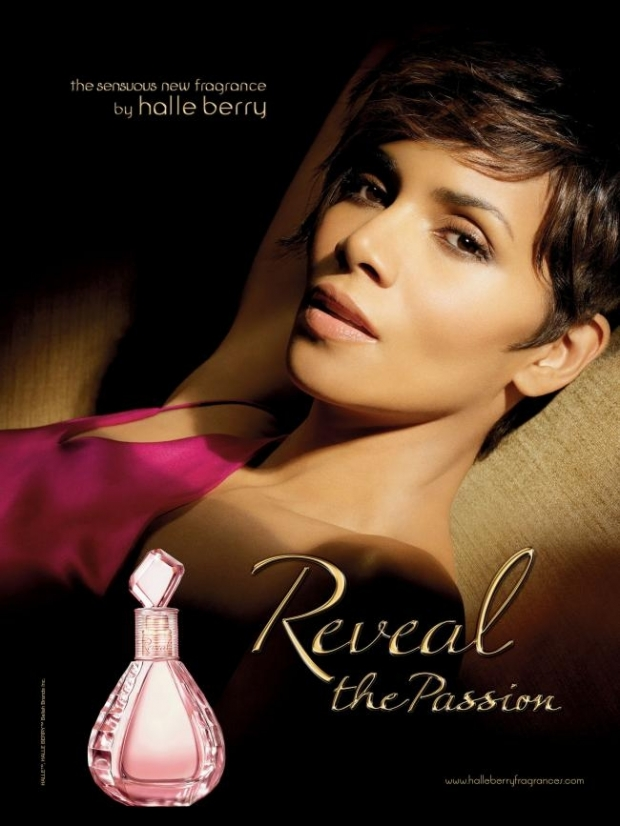 Halle Berrys New Reveal the Passion Fragrance