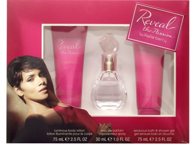 Reveal the Passion by Halle Berry New Fragrance