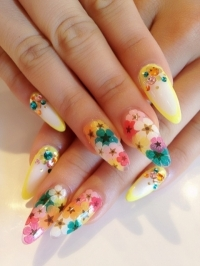 Stylish Summer 2012 Nail Art Ideas