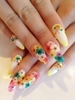 Stylish Summer Nail Art Ideas