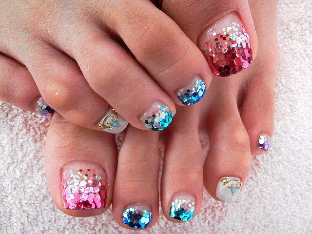 toe nail designs for spring graham reid
